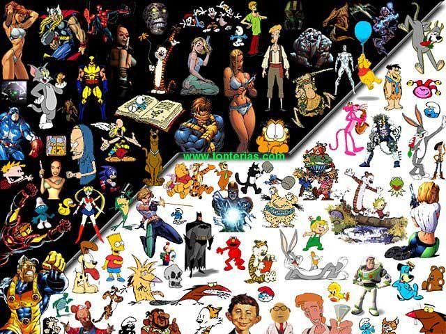 9731 - ¿Qué dibujo animado tiene tu misma personalidad?