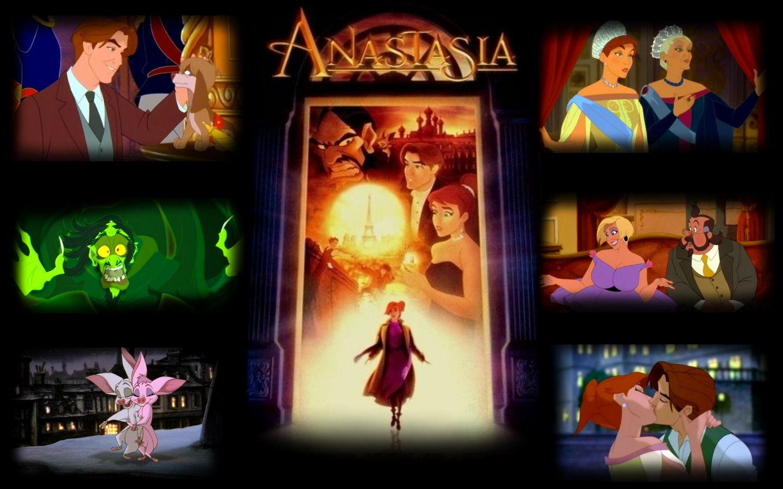 9921 - ¿Te acuerdas de la película de animación Anastasia?