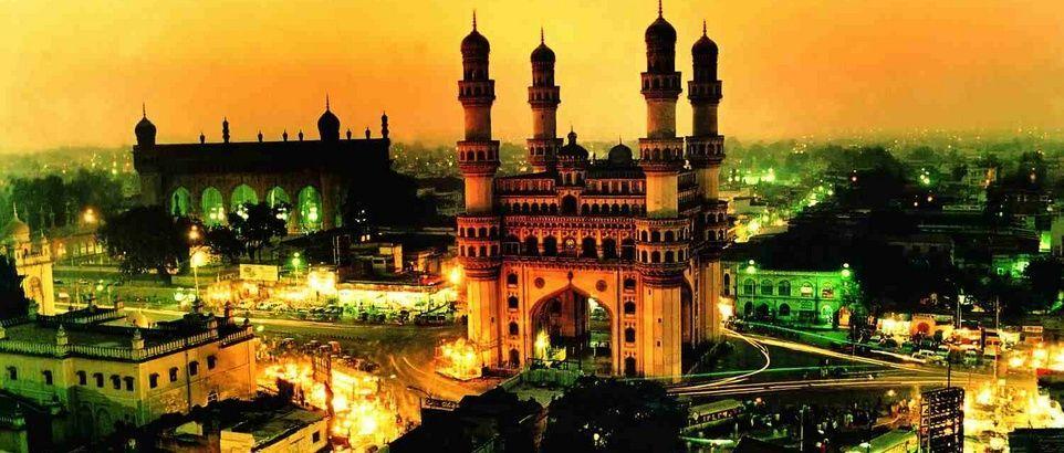 ¿A qué país pertenece Hyderabad?
