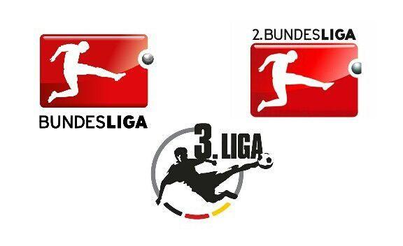 9949 - Escudos de la Bundesliga 1, 2 y 3 (Parte 1/4)