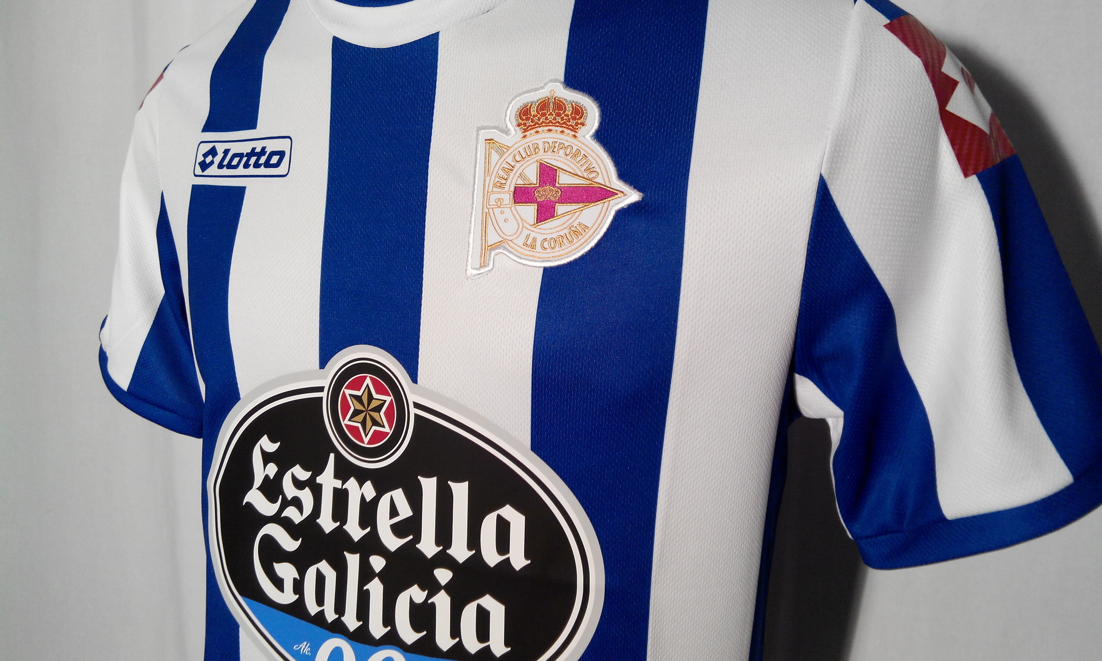 9952 - Dorsales RC Deportivo