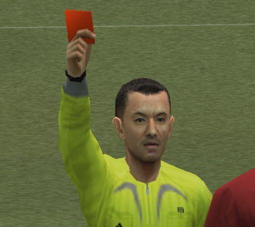 ¿Cómo se llama este mítico árbitro siempre presente en todos los partidos?