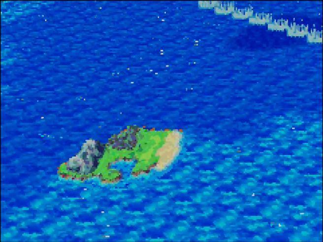 ¿Quién o qué es el causante del Tsunami que arrastra a nuestros héroes al continente de Indra?