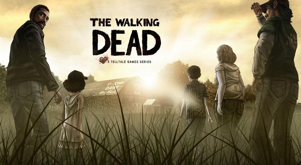 9964 - ¿Sabrías reconocer a los personajes del videojuego de Telltale The walking dead?
