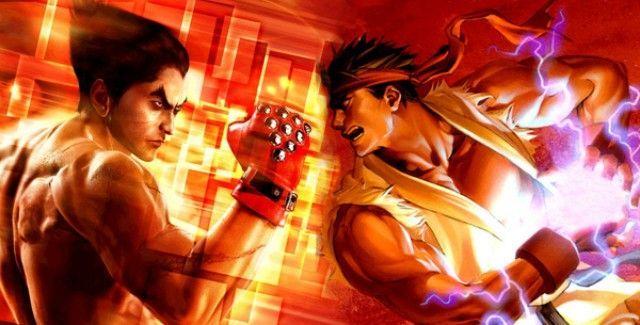 10010 - ¿Puedes relacionar a estos luchadores con su saga de videojuegos de lucha?