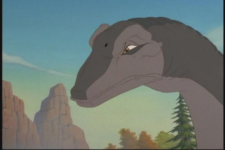 La leyenda del dinosaurio solitario recuerda a cual leyenda?