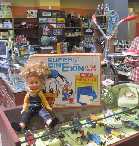 10087 - ¿Sabrías decir cuál de estas parejas de juegos de mesa y juguetes es más antiguo?