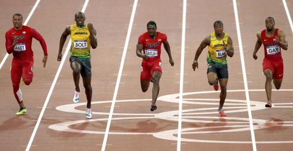 Empecemos por una facilita, ¿cuál es el récord de los 100 metros lisos (masculino)?
