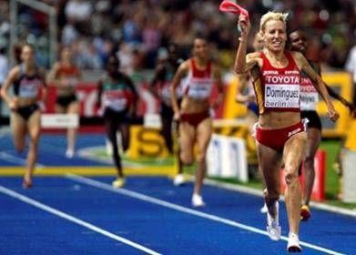 ¿ Cuál es el récord de los 5000 metros (femenino)?