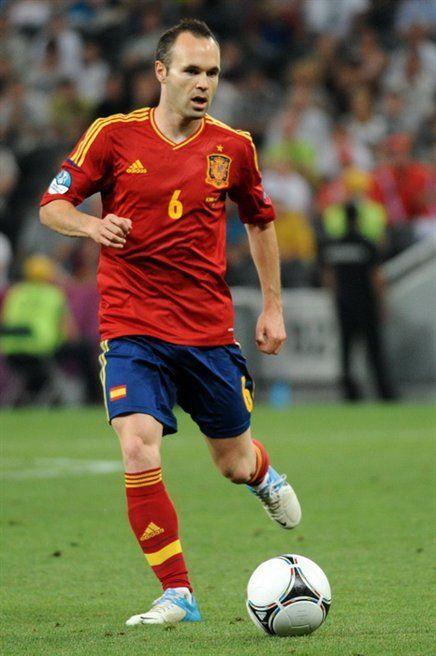 Ahora una pregunta para los más futboleros... ¿En que ciudad castellano-manchega nació Andrés Iniesta?