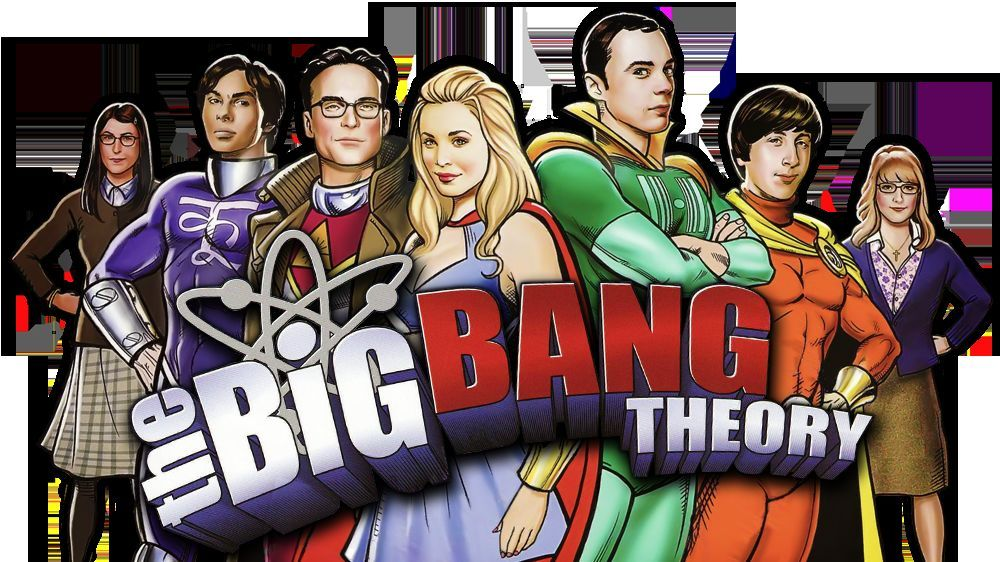 Viral zalo qu personaje de the big bang theory eres for Decoracion piso big bang theory