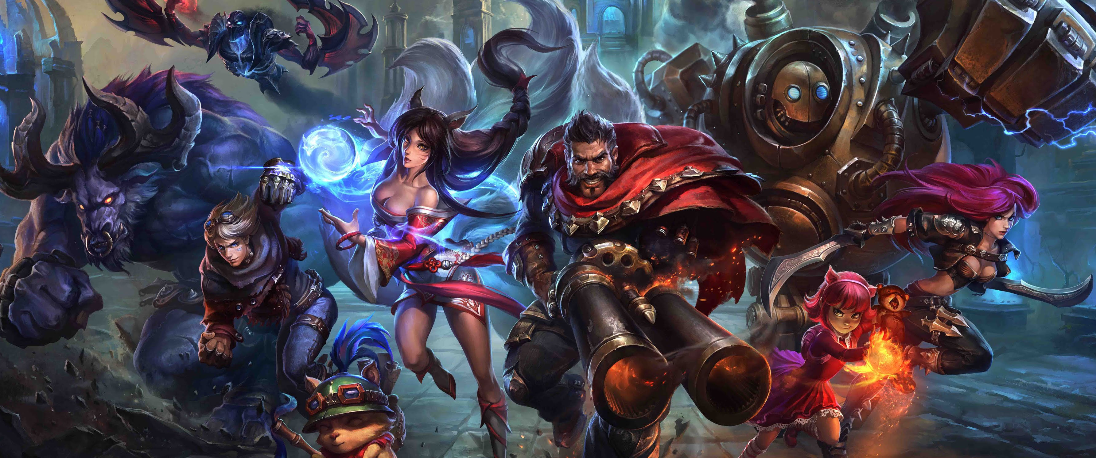 Frases De Los Campeones De League Of Legends