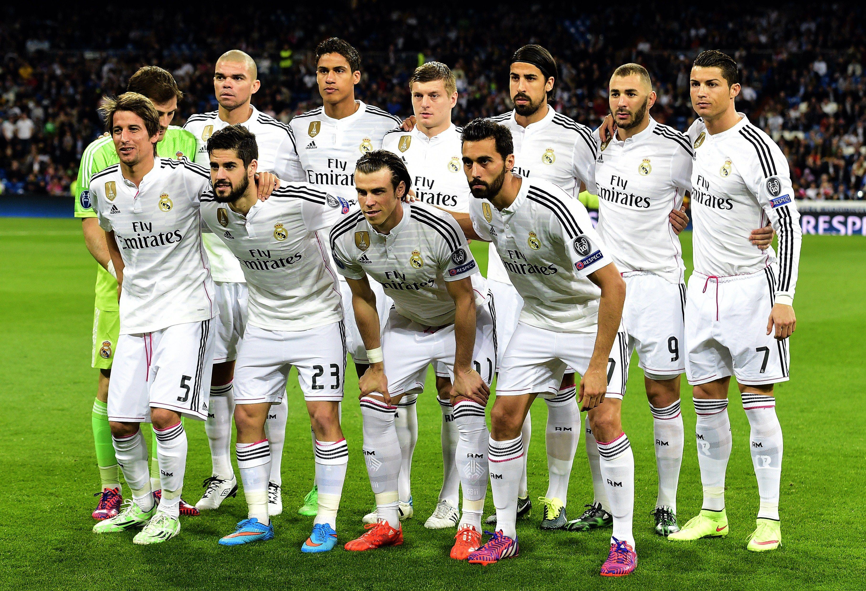 REAL MADRID.¿Qué jugador marcó el gol 5000 en liga del conjunto blanco?