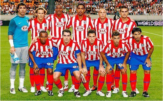 ATLETICO.¿Cuántos subcampeonatos en la historia de la actual Champions League tiene el Atletico?