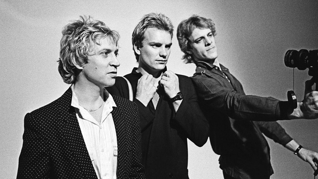 The Police tocaba un estilo de Rock influenciado por...