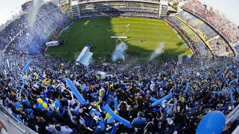 10255 - Leyendas de Boca Juniors
