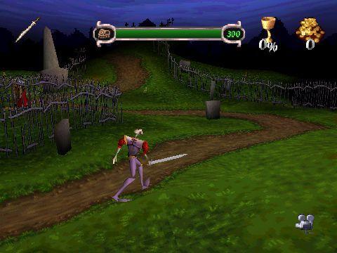 ¿Cuántos niveles (contando como tal todos los lugares a los que accedemos a través del mapa) suceden en el cementerio?