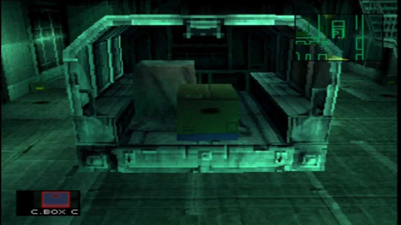 ¿Qué ocurría en los pisos superiores del almacén de desactivación de cabezas nucleares?
