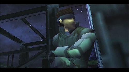 Y, para terminar... ¿Qué es lo que logra pasar Snake metido dentro de su estómago?