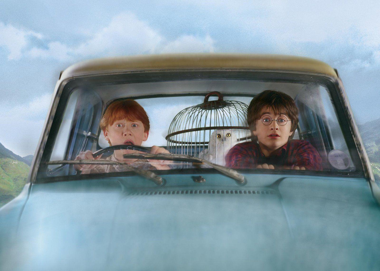 10355 - ¿Cuánto sabes de Harry Potter y La Cámara Secreta?