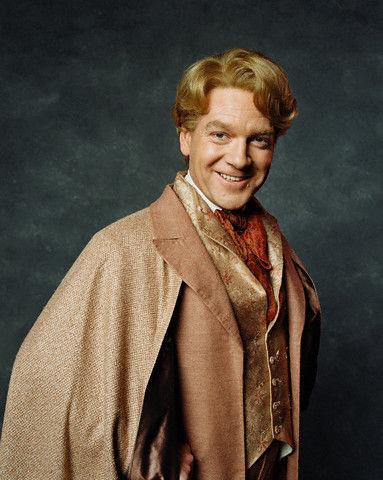 ¿Qué criatura mostró Gilderoy Lockhart en su primera clase?