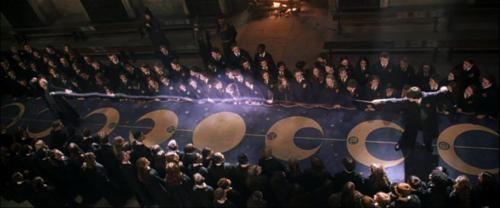 ¿Contra quién luchó Ron Weasley en el club de duelo?