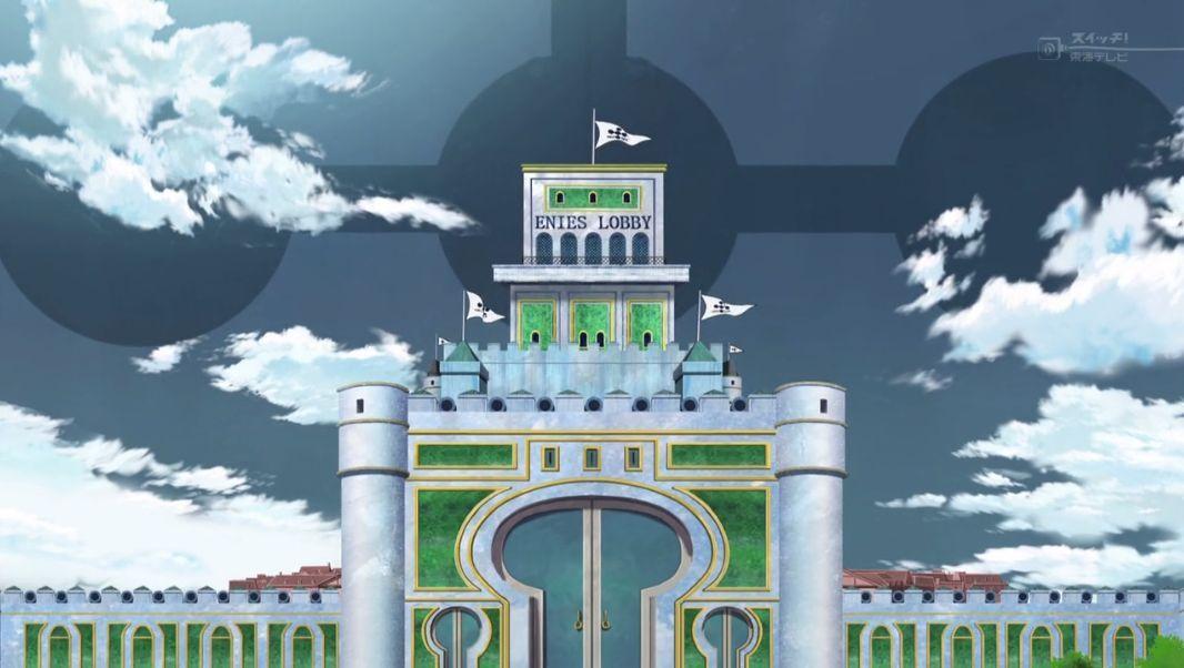 Empecemos con una fácil, ¿Para qué la banda de Luffy va a Enies Lobby?
