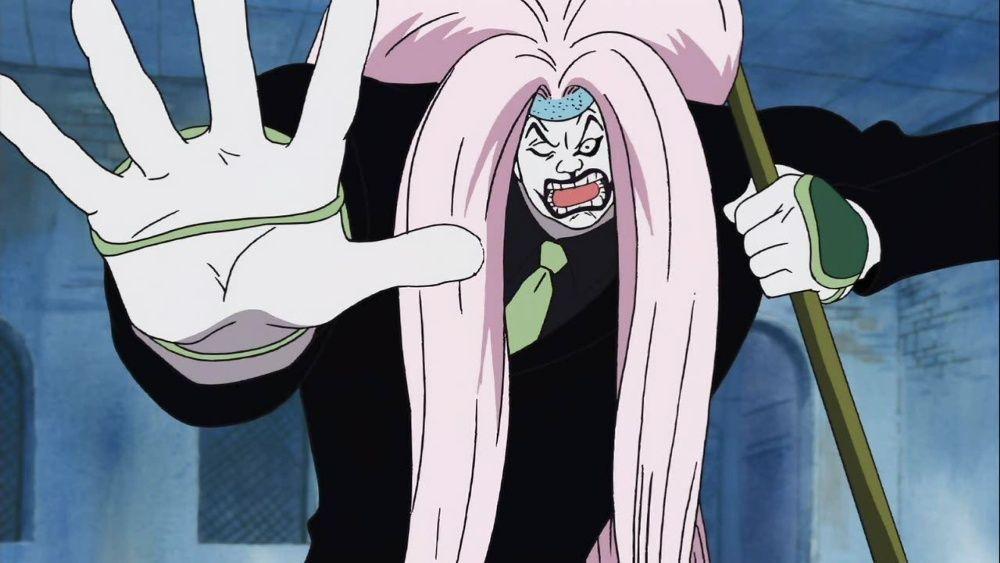 ¿Cuántos dorikis (la escala de poder que utiliza Fukuro para medir la fuerza de sus compañeros) tiene Kumadori?