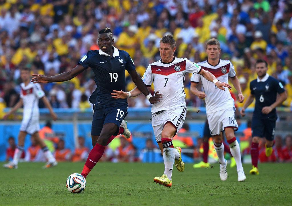 Alemania eliminó a Francia en cuartos de final, con el escaso resultado de 1-0, ¿Quién marcó dicho gol?