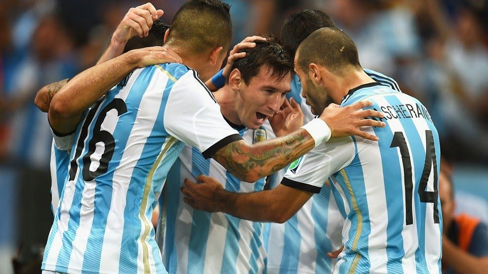 ¿Quién fue el autor del gol que le dio a Argentina el pase a la semifinal frente a Bélgica en Cuartos de final?