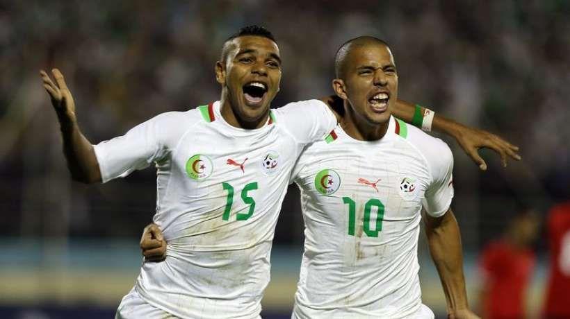 Aparte de Argelia ¿Cuál fue la otra selección africana que pasó de fase de grupos?