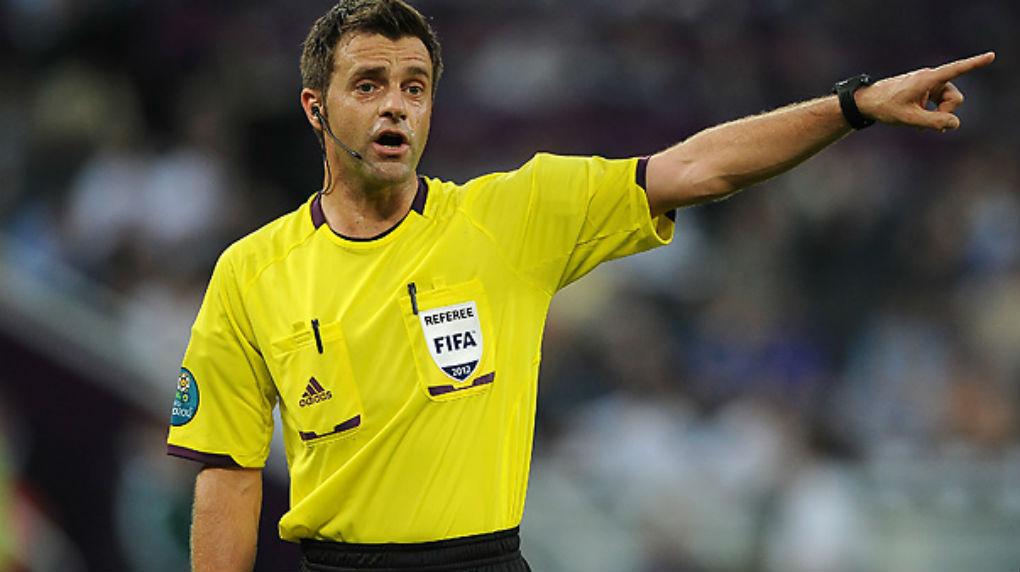 ¿Cuál fue el único arbitro español de aquel mundial?