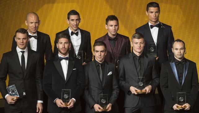 ¿Cuál de estos jugadores alemanes se quedó fuera del XI ideal del mundial?