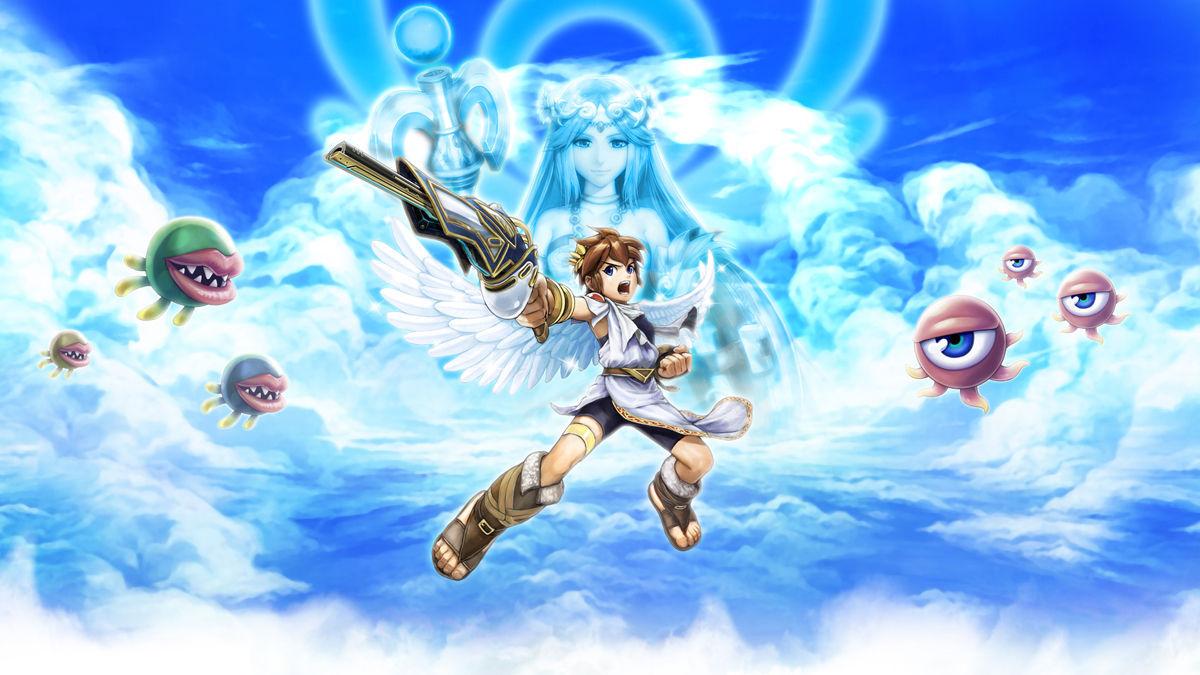 10510 - ¿Cuánto sabes de Kid Icarus?