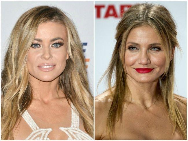 ¿Tienen la misma edad Carmen Electra y Cameron Diaz?