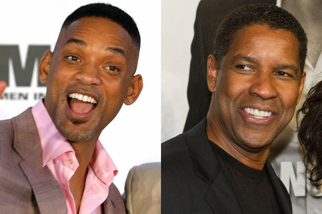 ¿Tienen la misma edad Will Smith y Denzel Washington