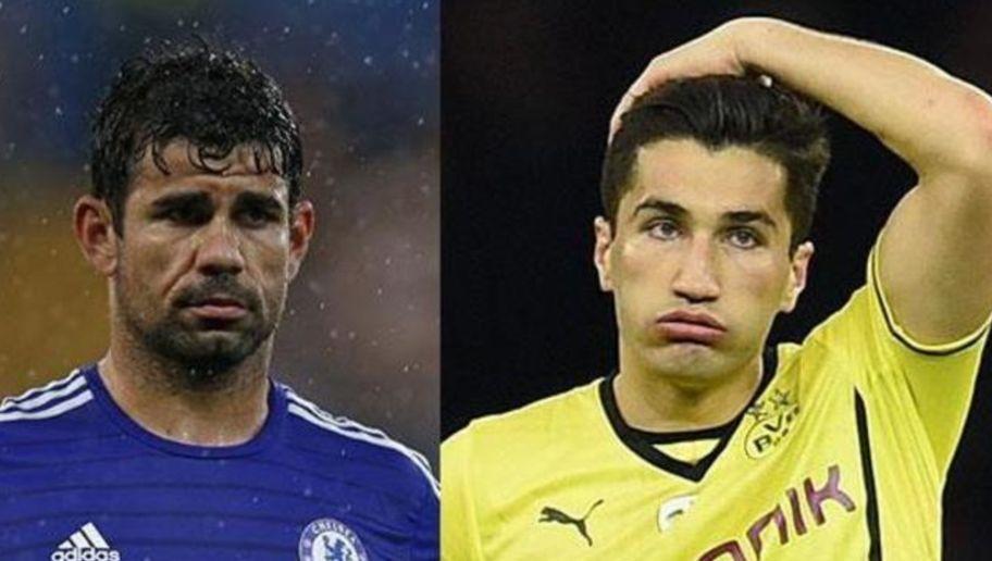 ¿Tienen la misma edad Diego Costa y Nuri Sahin?