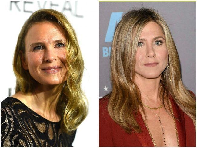 ¿Tienen la misma edad Renee Zellweger y Jennifer Aniston?