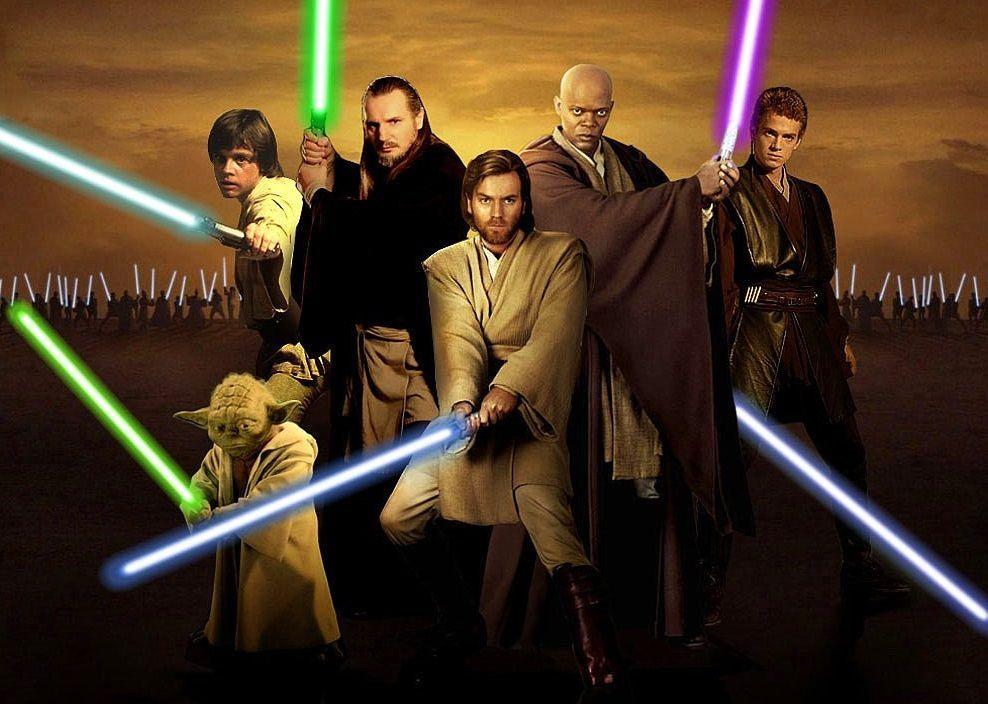 10555 - ¿Cuál de estos Jedi serías?