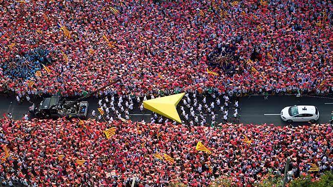 ¿Qué opinas sobre el proceso de independencia de Catalunya?