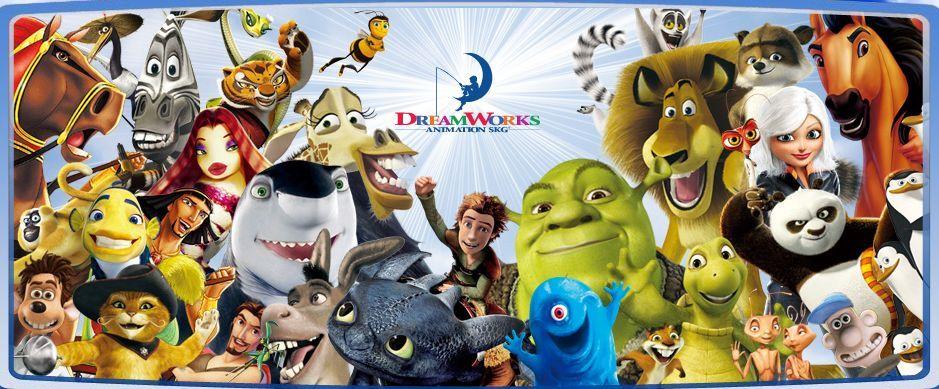 10583 - ¿Conoces a los personajes de películas Dreamworks Animation?