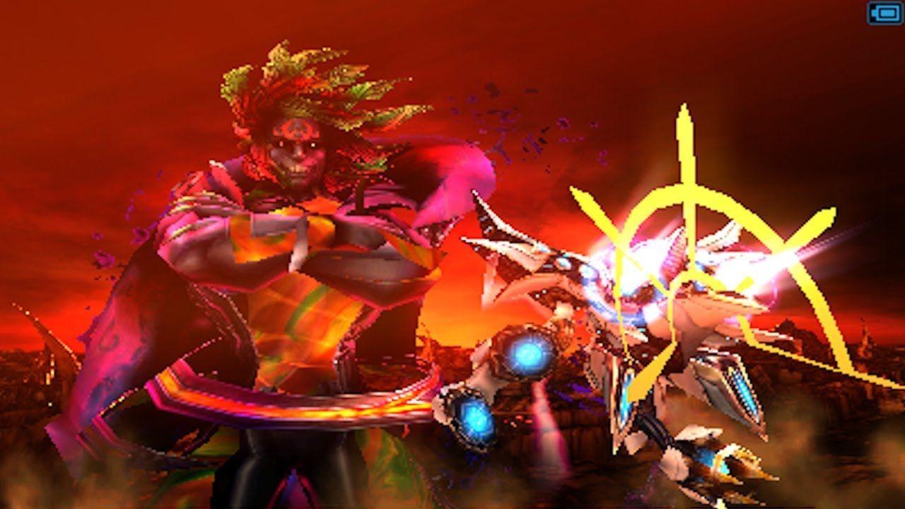 ¿Cuál de estos jefes apareció tanto en el juego original como en Uprising?