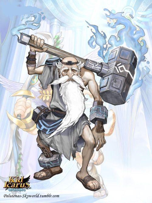 ¿Qué dios griego no aparece en ningún juego?