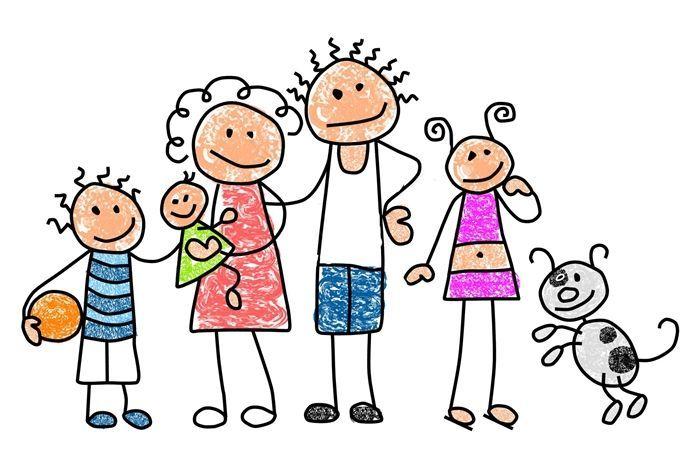 La relación familiar más importante para ti es