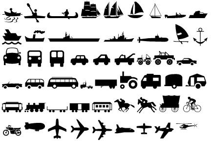 El medio de transporte perfecto para ti es: