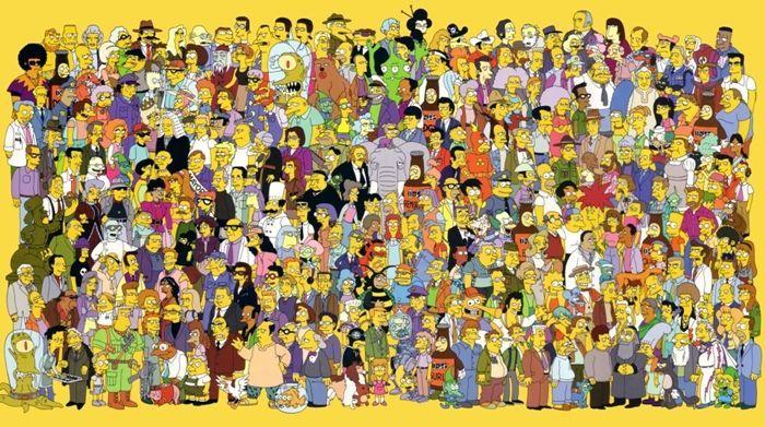 ¿Con qué personaje de Los Simpsons te comparan familiares y amigos?