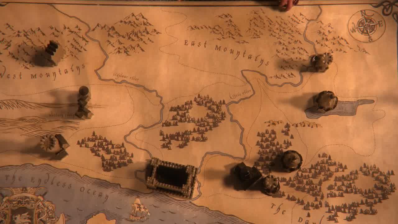 ¿A qué mundo de cuentos nunca se ha hecho referencia en la serie?