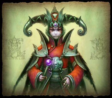 Se complica el asunto ¿ De que zona trajeron los lobos de hierro al segundo emperador Hakan?