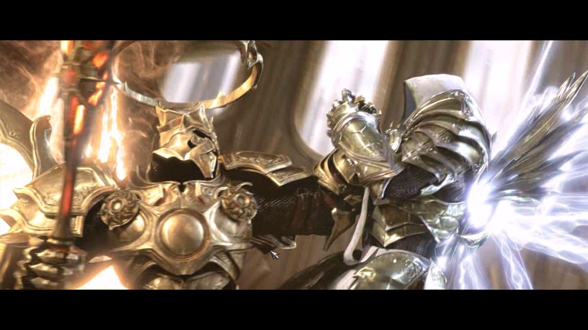 ¿Por qué eligió Tyrael hacerse mortal?