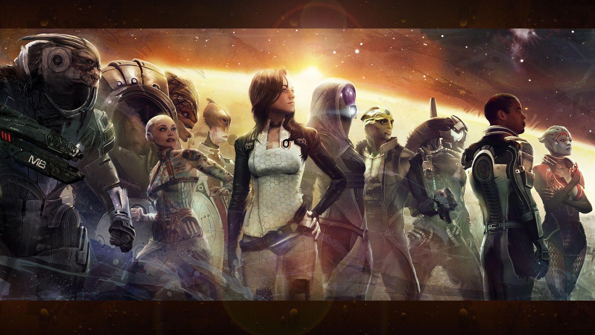 10680 - ¿Cuánto conoces de la saga Mass Effect?